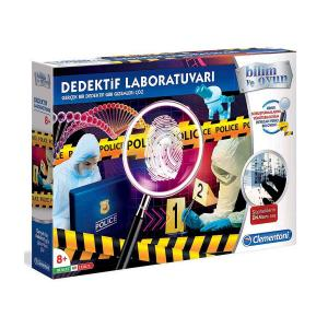 Bilim Seti : Dedektif Laboratuvarı