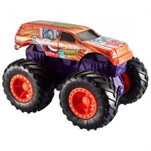 Hot Wheels Monster Trucks Çek Bırak Arabalar Fyj71-fyj77