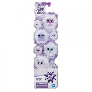 Littlest Pet Shop Buzul Miniş Koleksiyonu Arkadaş Minişler E5483-E5492 Mor