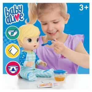 Baby Alive Bebeğim Hasta Oldu E6937