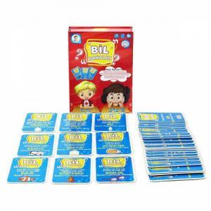 Laco Eğitici Oyun Kartları Bil Bakalım 32 Bilmece