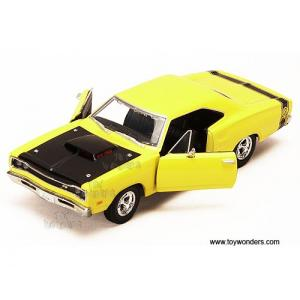 1:24 MOTORMAX 1969 DODGE CORONET SUPER BEE SARI