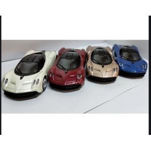 Pagani Huayra 1/36 Ölçek Çek Bırak Metal Model Araba