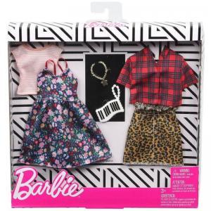 Barbie'nin Kıyafetleri 2'li Paket - Ghx57