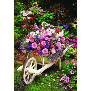 Anatolian Bahçe Çiçekleri / Garden Flowers 260 Parça 3311