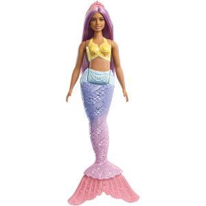 Barbie Dreamtopia Denizkızı Bebekler (FXT09)