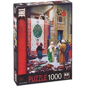 KS Games 1000 Parça Puzzle Halı Tüccarı -11088