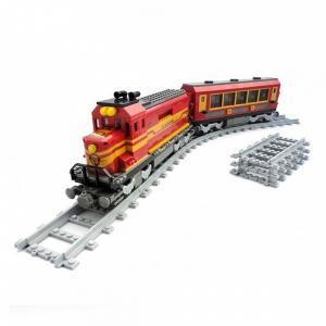 Lego Bricks 630 Parça Tren Seti
