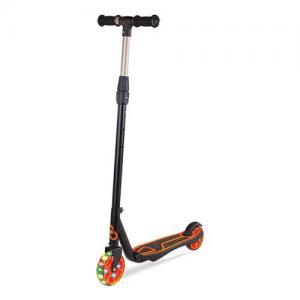 Cool Wheels Scooter - Turuncu +5 Işıklı