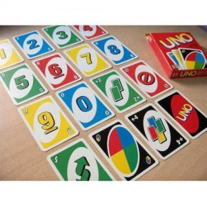 Orijinal Mattel Uno Oyun Kartları Türkçe W2087