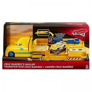 Cars 3 Flk11-Frj07 Sarı Renk Taşıyıcı Tır