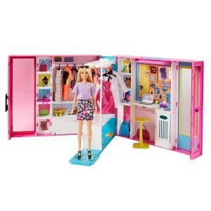 Barbie'nin Rüya Dolabı Oyun Seti GBK10