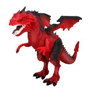 Uzaktan Kumandalı Sesli ve Işıklı Dragon