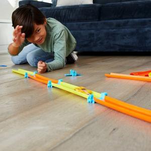 Hot Wheels Track Builder Tasarla ve Yeniden Oluştur - Katlanır Pist Glc91