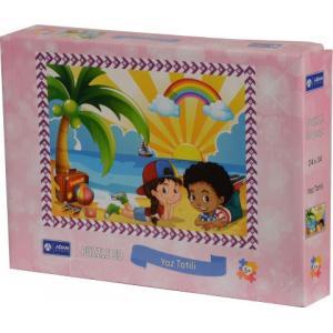 Yaz Tatili 50 Parça Puzzle-Adam Games