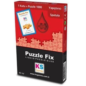 2 ADET BİRDEN Ks Games Puzzle Yapıştırıcısı (1000 Parçalık)