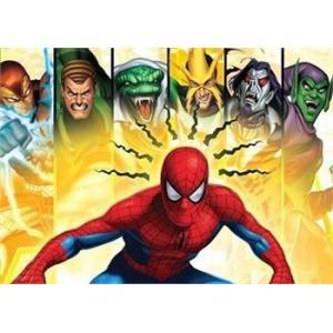Ks Games Örümcek Adam 200 Parça Puzzle