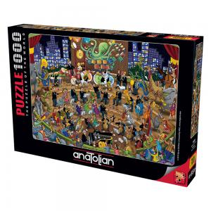 Anatolian Puzzle 1000 Parça Sempatik Konser 1090