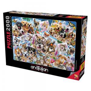 Anatolian Puzzle 2000 Parça Selfie Kolaj 3947