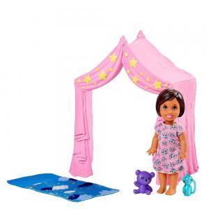 Barbie Bebek Bakıcısı Temalı Oyun Setleri FXG94-FXG97
