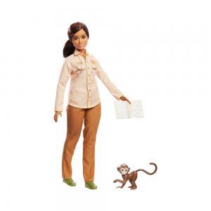 Barbie Nat Geo Bebekleri GDM44-GDM48