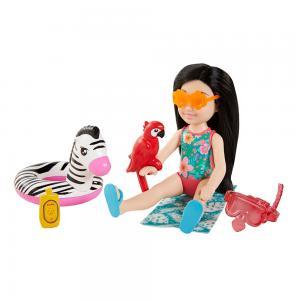 Barbie ve Chelsea Kayıp Doğum Günü Oyun Setleri GRT80-GRT83
