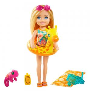 Barbie ve Chelsea Kayıp Doğum Günü Oyun Setleri GRT80-GRT81