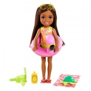 Barbie ve Chelsea Kayıp Doğum Günü Oyun Setleri GRT80-GRT82