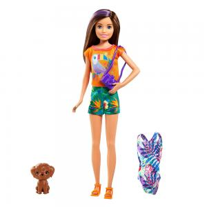 Barbie ve Chelsea Kayıp Doğum Günü Bebek ve Aksesuar GRT86-GRT88