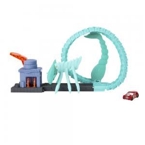 Hot Wheels Şehirde Yaratık Macerası Akrep Saldırısı FNB05-GTT67
