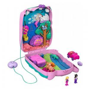 Polly Pocket Çanta Olabilen Micro Oyun Setleri GKJ63-GXC95