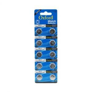 30 ADET BİRDEN OXFORD AG13/LR44/357A/1.5 ALKALINE PİL