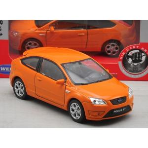 WELLY 1:34 ÖLÇEK FORD FOCUS ST METAL MODEL ARABA