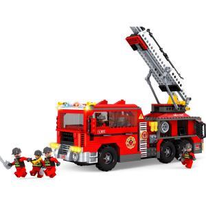 Bricks 939 Parça İtfaiye Seti LEGO SETİ
