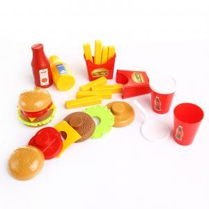 Vakumlu Tepside Hamburger Seti