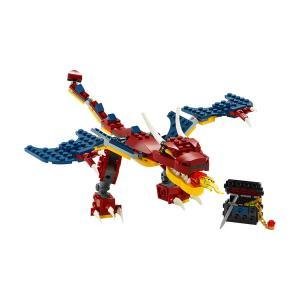 LEGO Creator Ateş Ejderhası 31102 LTY31102L