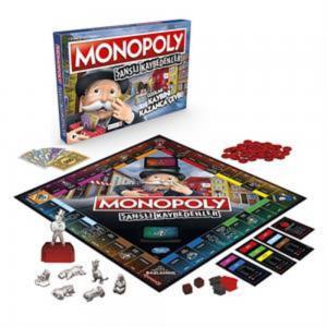 Monopoly Şanslı Kaybedenler E9972