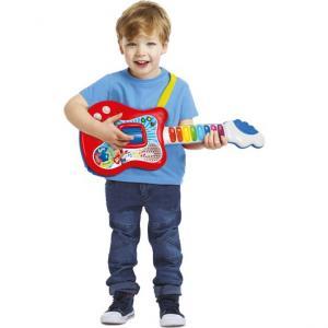 Clementoni İlk Gitarım Türkçe Sesli Işıklı Clementoni 64948