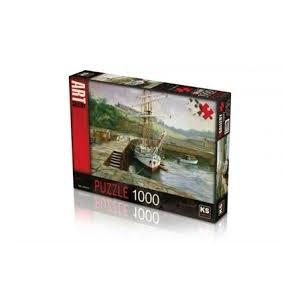 KS GAMES PUZZLE 1000 PARÇA ASTRİDE 20510