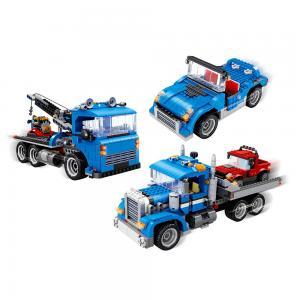 Ausini 848 Parça 3 IN 1 Assembling Master Araçlar LEGO SETİ