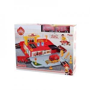 Dede 03343 İtfaiye Garaj Otopark Seti