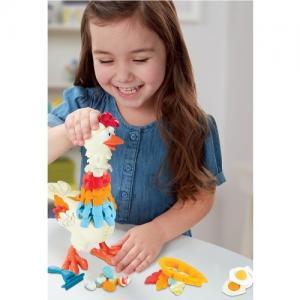 Play-Doh Çılgın Tavuk e6647 Oyun Hamuru Seti
