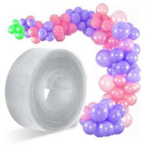 2 Adet Birden Balon Zincir Aparatı Toplam 10 Metre