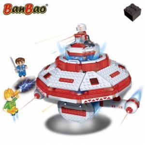 Banbao LEGO 682 Parça GEMİSİ lego OYUN seti BANBAO 6402