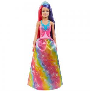 Barbie Dreamtopia Uzun Saçlı Prenses GTF37-GTF38