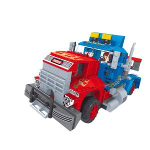 Bircan Bricks 449 Parça Optimus Prime Kamyon Lego Seti 25706