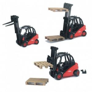 Bruder Linde Forklift 2511 Br02511 ORİJİNAL LİSANSLI ÜRÜN