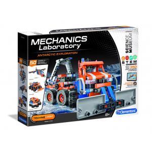 Clementoni Mekanik Laboratuvar Kutup Taşıtları CLE61731
