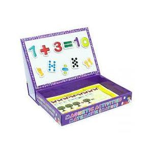 Manyetik Matematik Aktivite Eğitici Oyuncak