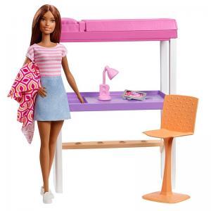 Barbie Bebek ve Oda Setleri Serisi FXG52